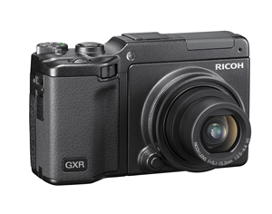 Ricoh GXR Interchangeable Unit Digital Camera System Body