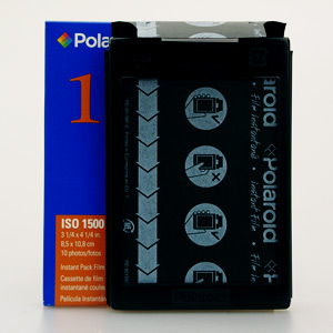 Polaroid 100 Sepia Pack Film