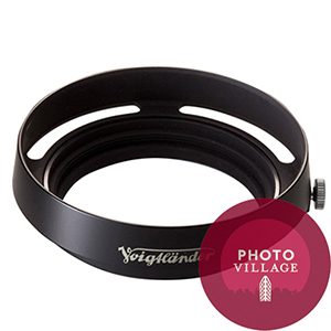 Voigtlander LH-9 Black Lens Hood for 35mm f/1.7 Ultron Lens