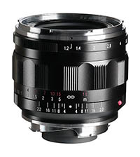 "Voigtlander 35mm f1.2 Nokton ASPH Version 3 ""digital optics"" for Leica M, New, USA"