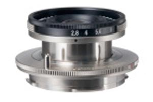Voigtlander 40mm f/2.8 Heliar for Sony -> M Lens Adapter