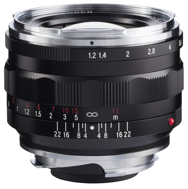 Voigtlander 40mm f1.2 ASPHERICAL VM (Leica M Mount) New USA