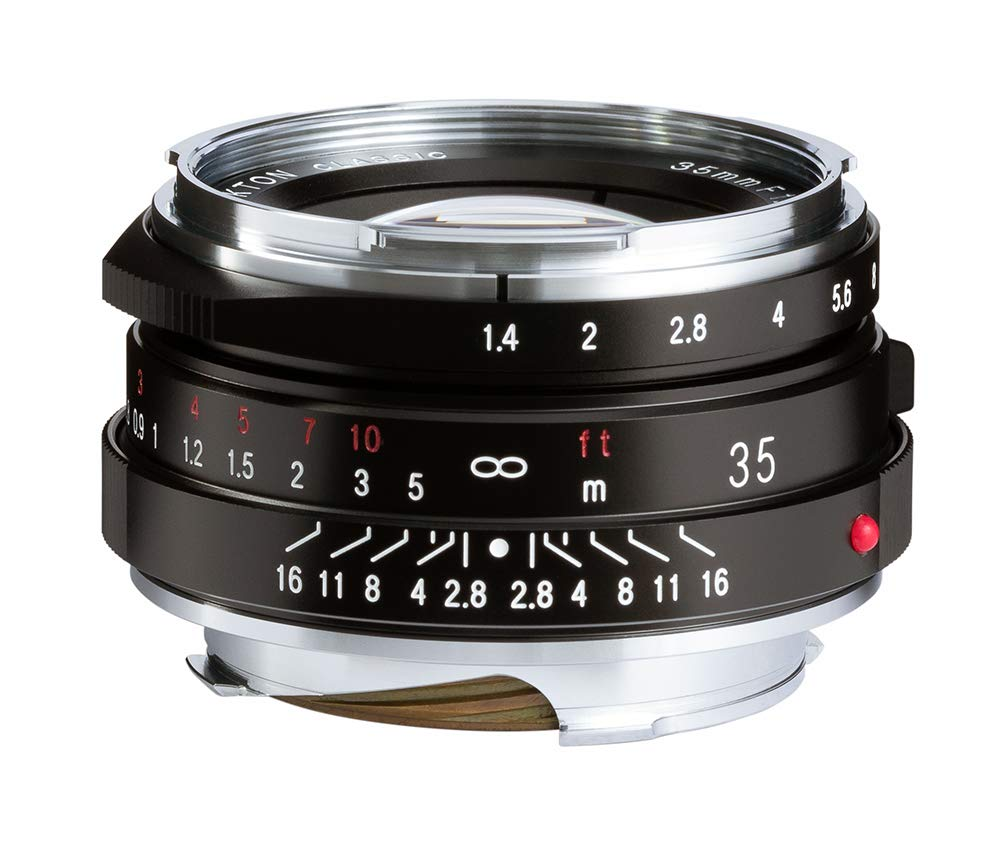 Voigtlander NOKTON classic 35mm F1.4II VM (version 2) single coated