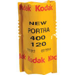 Kodak 120 Professional Portra 400 Color Negative Film (One Roll)