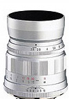 Voigtlander 75mm f/2.5 Color Heliar -- Silver Chrome