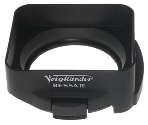 Voigtlander Lens Hood for the Bessa III 667 Camera