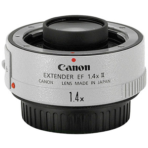 Canon 1.4x EF Extender II