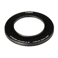 Canon 72mm Adapter Ring for Gelatin Filter Holder III