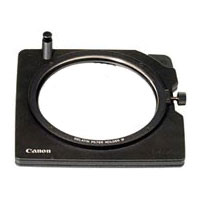 "Canon - Gelatin Filter Holder IV for 4x4"" Gels - Requires Adapter Ring"