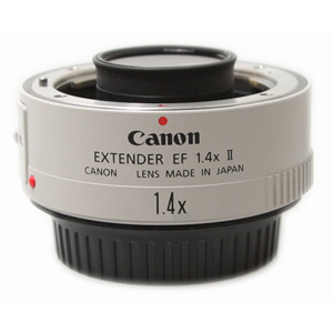 Canon 1.4x Extender II for DSLR Lenses -- USED