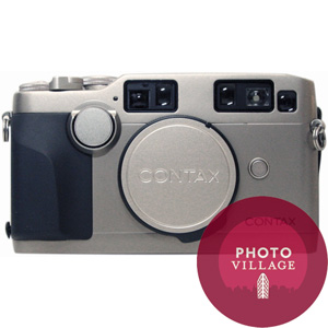 Contax G2 Autofocus Camera Body -- Silver, USED