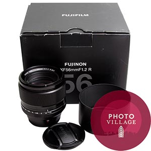 Fuji Fujinon 56mm f/1.2 Asph Super EBC XF Lens for X-T1 -- USED