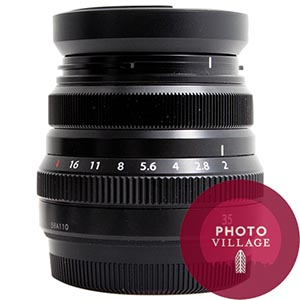 Fuji Fujinon 35mm f/2.0 Asph Super EBC Lens for X-T1 -- USED