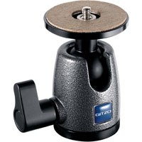 Gitzo G-1177M Magnesium Center Ballhead 1 - Supports 8.82 lb (4.00 kg)