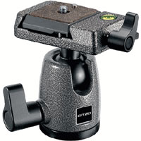 Gitzo G-1178M Magnesium Center Ballhead 1 with G-2285MB Quick Release - Supports 8.8 lb (4 kg)