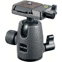 Gitzo G-1278M Magnesium Center Ballhead 2 with G-2285MB Quick Release - Supports 13.2 lb (6 kg)
