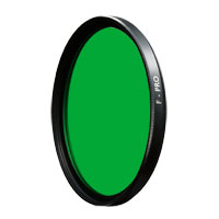 B+W 46mm 061 Dark Green Glass Filter