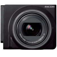 Ricoh GR Lens P10 28-300mm f/3.5-5.6 VC Camera Unit, 10.7 Megapixel