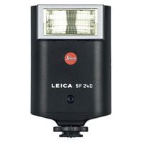 Leica SF 24D TTL Flash for M and R Cameras -- Black