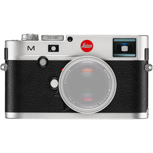 Leica M Type 240 M240 Digital Camera -- Silver Chrome
