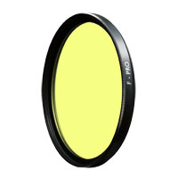 B+W 39mm 021 Light Yellow Glass Filter
