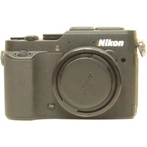Nikon Coolpix P7800 Digital Camera Point and Shoot -- USED