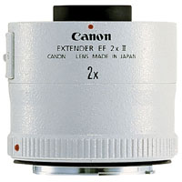 Canon 2x EF Extender II