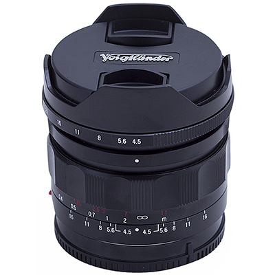Voigtlander Super Wide-Heliar 15mm f/4.5 Aspherical Lens for Sony E
