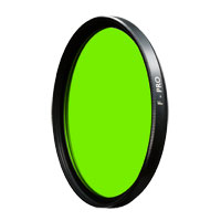 B+W 67mm 060 Yellow-Green (11) Glass Filter