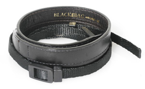 Black Label Bag Wide Strap -- Black