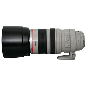 Canon 100-400mm f/4.5-5.6L IS USM Autofocus Lens -- USED