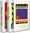Henri Matisse -- Cut-outs. Drawing With Scissors, 2 Volumes