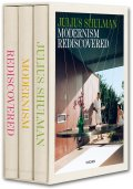Julius Shulman -- Modernism Rediscovered, 3 Volumes
