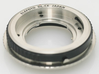 Shimada-san/Elephoto Adapter Deckel For Lens to EOS Body