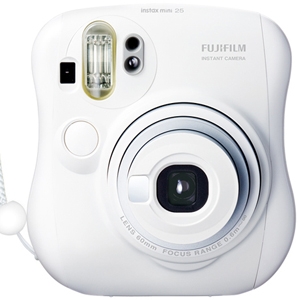 Fuji Instax Mini 25 Instant Camera Kit w/ Film