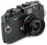 Voigtlander Bessa R4A for Wide Angle Lenses (aperture priority) ONLY A COUPLE LEFT!!!