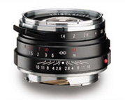 Voigtlander 40mm f/1.4 Nokton Classic -- Single-coated