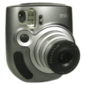 Polaroid Mio Instant Camera Kit with 100 Shots of Fuji Instax Film