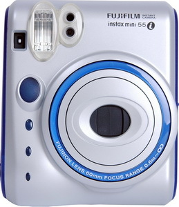 Fuji Instax Mini 55 Instant Camera Kit w/ 100 Shots