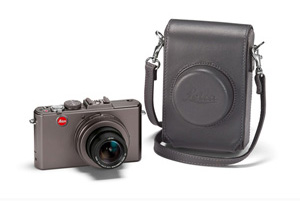 Leica D-LUX 5 Digital Camera -- Limited Titanium Edition
