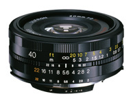 Voigtlander 40mm f/2.0 N Ultron Aspherical SLII -- EOS