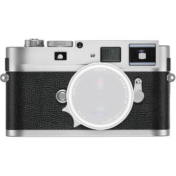 Leica M Monochrom Monochrome Digital Camera (Silver)