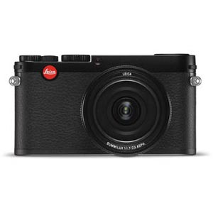 Leica X (Typ 113) Digital Compact Camera with Summilux 23mm f/1.7 ASPH Lens (Black)
