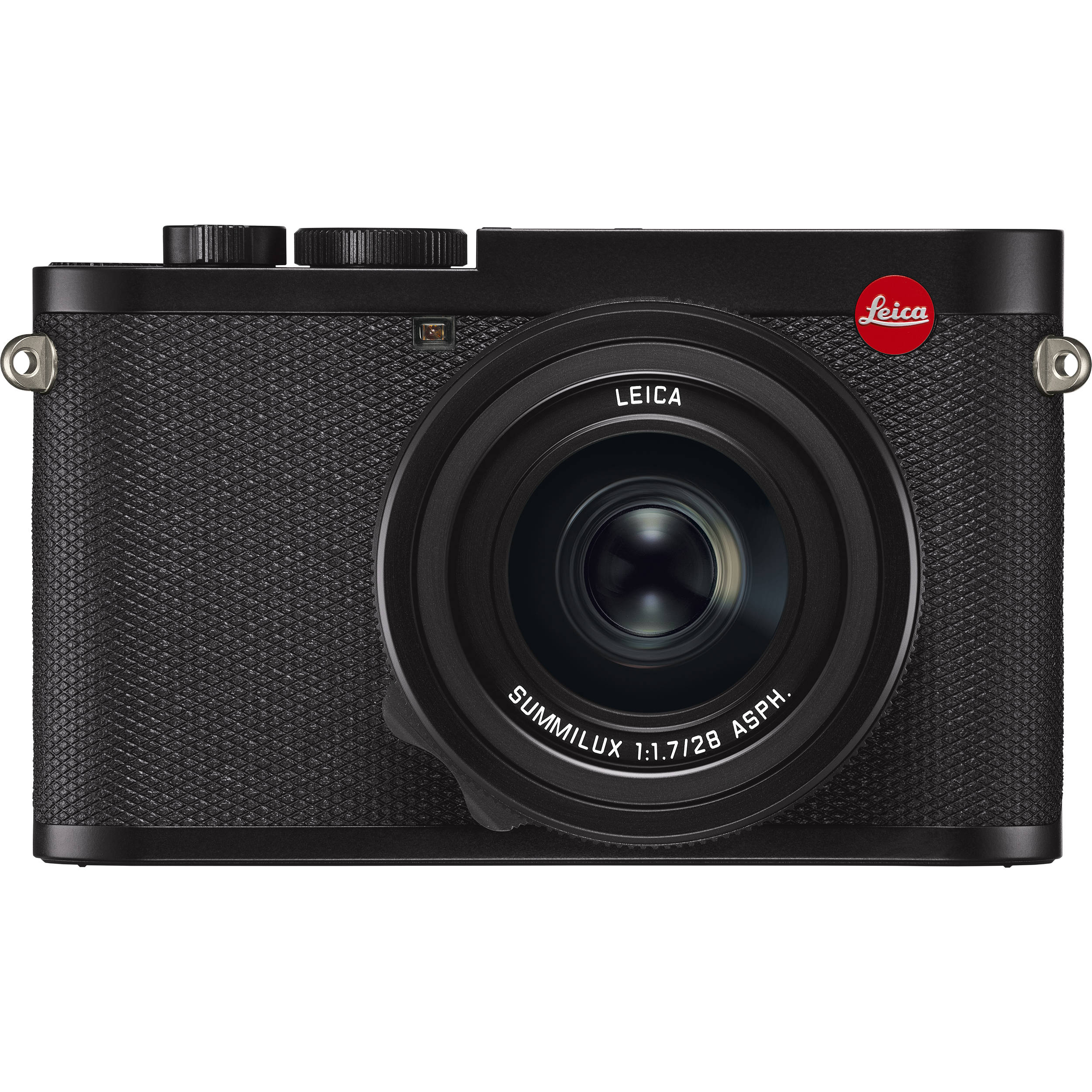 Leica Q2 black (47mp with fiixed 28mm f1.7 autofocus lens..)