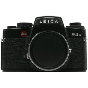 Leica R6s 35mm SLR Manual Focus Camera Body -- Black