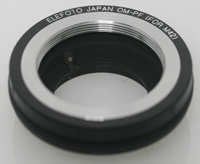 Shimada-san/Elephoto Adapter M42 Lens to Olympus Pen Body