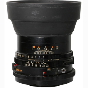 Mamiya 127mm f/3.8 Sekor Lens for RB67 -- USED