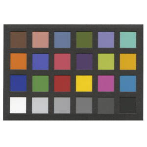 X-Rite Mini ColorChecker Card