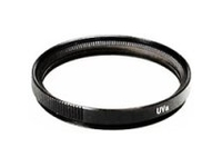 Leica e60 UVa Glass Filter -- Black
