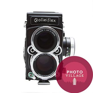 Rollei Rolleiflex 135mm f/4.0 FT Medium Format TLR Film Camera -- USED